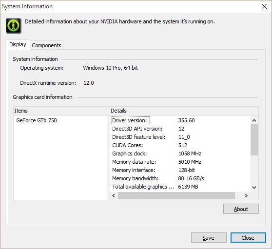 check video driver to fix opencl.dll error